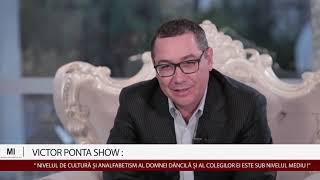 Victor Ponta Show