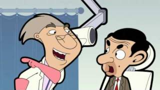 Dentist | Mr. Bean Official Cartoon