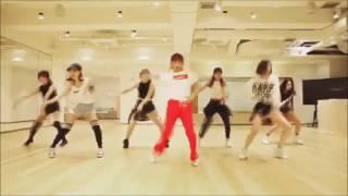 "LUNA (루나) ""Free Somebody"" Dance Practice [07.03.16 Update]"