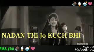Jaan Se Bhi Jyada Chaha Tha Jisko usne hi dhoka diya