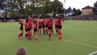 U218 weiblich des RRK ist Hessenmeister 2018