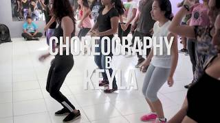 Tur G - Beyonce Feat. Andy | Keyla | Increibles Dance Academy