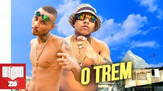 MC Magal e MC L da Vinte - O Trem (DJ Carlinhos da SR)