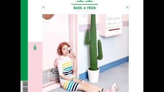 백아연 (Baek A Yeon) - 쏘쏘 (so-so) [MP3 Audio]