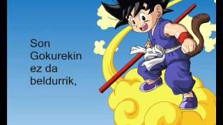 Dragoi Bola (Dragon Ball) - Euskera/Basque - Lyrics