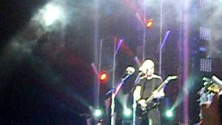 Burn it to the Ground by Nickelback live 2009 in San Diego
