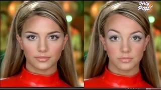 Perfect Face - O rosto simetricamente perfeito (Divas POP)