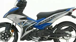 Wow!!! 3 Pilihan Warna Menarik Yamaha Y15ZR 2017!!!