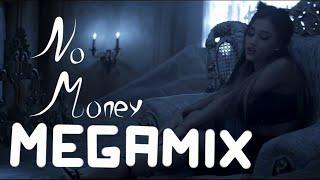No Money Megamix - Galantis ft. Lady Gaga, Fifth Harmony, Britney Spears, Maroon 5 & MORE!!!