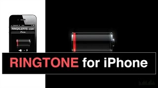 Marimba: Empty Battery *RINGTONE for iPhone