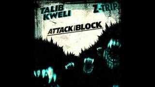 Talib Kweli & Z-Trip - Letter From The Government (Prod. by Vohn Beatz)