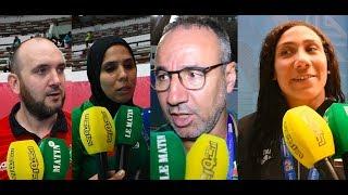Jeux Africains 2019 : la natation et le handball au menu de la journée de mercredi
