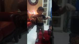 رقص راب ريان