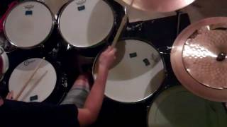 Crown The Empire - Aftermath - Drum Cover