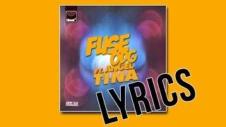 Fuse ODG - T.I.N.A. feat. Angel Lyrics
