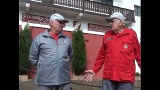Senhor de 72 anos ainda atua como bombeiro em Treze Tílias