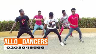 AFRO BEAT DANCE VIDEO BY ALLO DANCERS 2016