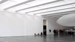 Museum installation /// Chris Burden: Ode to Santos Dumont