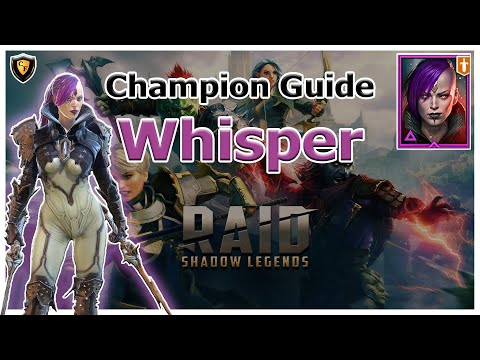 RAID Shadow Legends | Champion Guide | Whisper