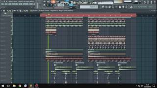 Make U Sweat - Nightlife Is Magic (Jakko Remix) FL Studio Remake