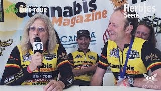 Medical Cannabis Bike Tour @ Spannabis 2014