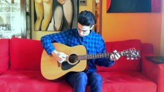 Marco ManHattan Zucca - You Can Rely On Me (Jason Mraz Cover)