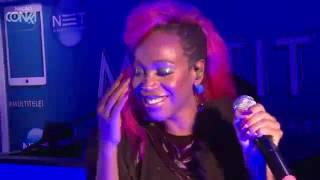 Karol Conka - Lalá - Ao Vivo @ NET #Multitelei
