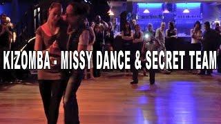 🎥 KIZOMBA 2015 - MISSY DANCE & SECRET TEAM demo