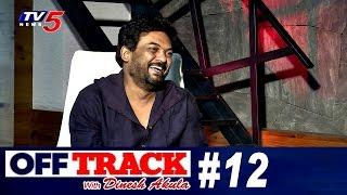 Puri Jagannadh Exclusive | Puri's Bindaas Interview | Off-Track #12 | TV5 News width=