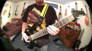 Entombed: Wolverine Blues - Guitar Cover
