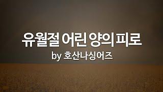 유월절 어린 양의 피로 by 호산나싱어즈