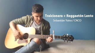 Traicionera + Reggaeton Lento (Cover | Bruno Gotelli)