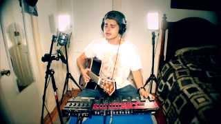 """The Way You Make Me Feel"" (Loop Pedal Cover) - Jacob McCaslin"