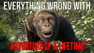 "Everything Wrong With Coldplay - ""Adventure Of A Lifetime"""