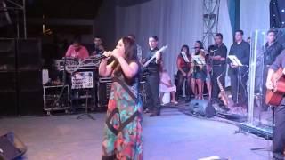 Fiel Toda Vida - Rose Nascimento e Banda Átrios ao vivo em Balsas - MA