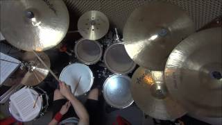 사랑이 좋아 (홍진영) 드럼 - Pumpkin's Drum Score (펌킨스 드럼 악보)