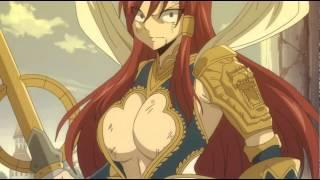 Fairy Tail Erza's Nakagami Armor Theme