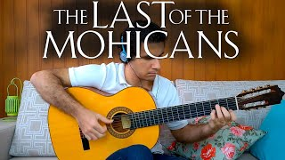 The Last of The Mohicans - Fingerstyle Guitar (Marcos Kaiser) #72