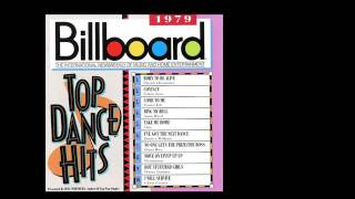 Various Artists - Billboard Top Dance Hits 1979 front cover