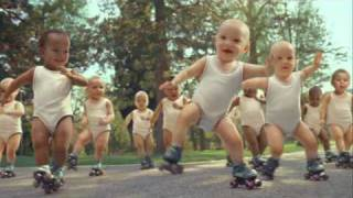 Evian Roller Babies US