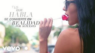 Pitbull - Piensas (Official Lyric video) ft. Gente De Zona