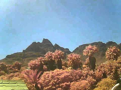 Timelapse Video – Table Mountain – 25/11/2010