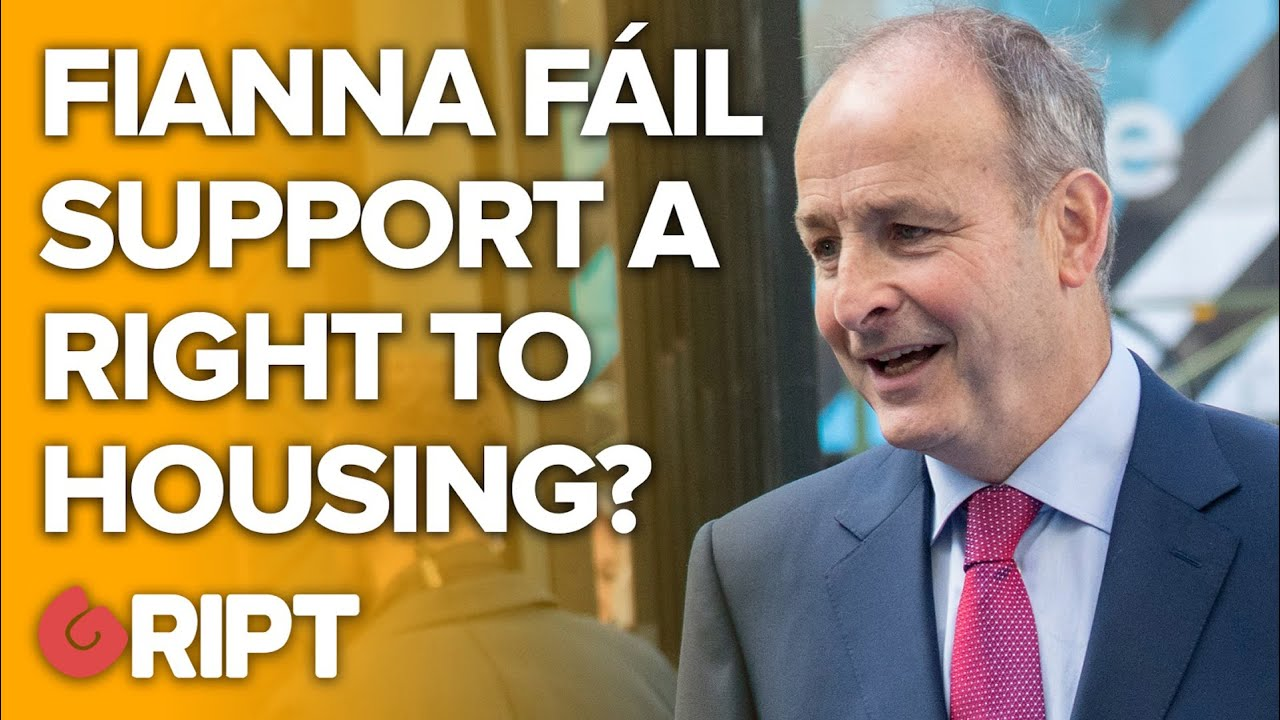 """Why Fianna Fáil's Proposed """"Right to Housing"""" is a Terrible Idea"""