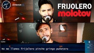 Frijolero MOLOTOV Cover Acustico | Christianvib Ft Niño Rock