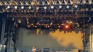 Monster Truck-live  in deschiderea concertului Deep Purple -Bucuresti 2017 by Geo
