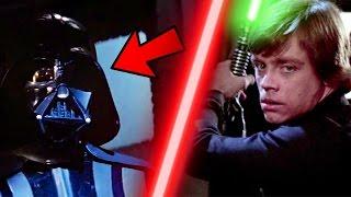 Por Qué Darth Vader no Dejó Que Luke Skywalker Matara a Sidious - Star Wars