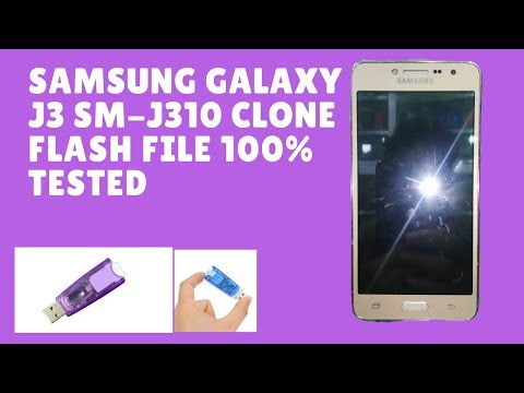 Download thumbnail for Samsung Galaxy J3 SM-J310 (clone) Stock