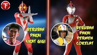 7 Ultraman Yang Terlupakan