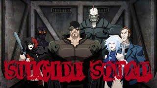 SUICIDE SQUAD - fanmade (Batman - assault on arkham)