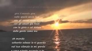 Gianni Morandi - Il mondo  lyrics